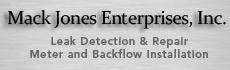 Mack Jones Enterprises, Inc.